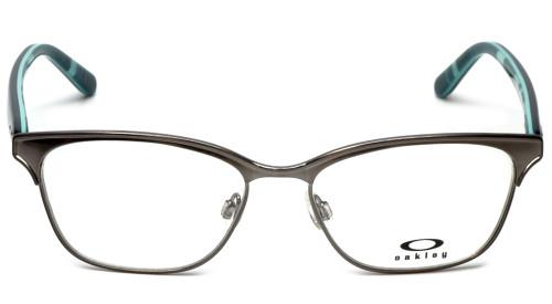 Oakley Designer Eyeglasses Intercede OX3179-0252 in Chrome 52mm :: Custom Left & Right Lens