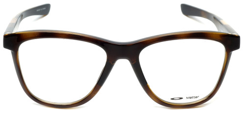 Oakley Designer Eyeglasses Grounded OX8070-0253 in Polished Tortoise 53mm :: Custom Left & Right Lens