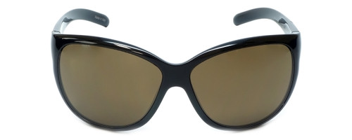 Porsche Designer Sunglasses P8524-A in Black with Brown Lens