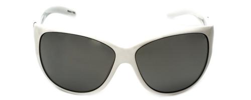 Porsche Designer Sunglasses P8524-D in White with Grey Lens