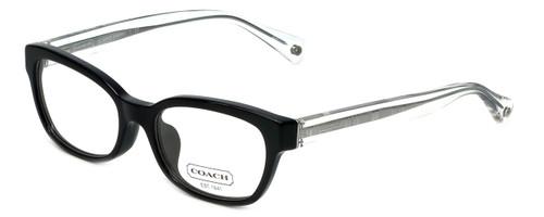 Coach Designer Eyeglasses Hadley HC6042-5002 in Black 50mm :: Custom Left & Right Lens