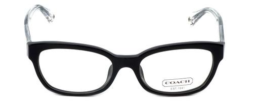 Coach Designer Eyeglasses Hadley HC6042-5002 in Black 50mm :: Rx Single Vision
