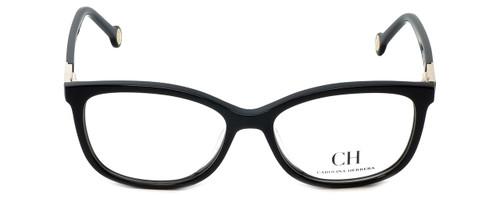 Carolina Herrera Designer Eyeglasses VHE674K-700Y in Black 53mm :: Custom Left & Right Lens