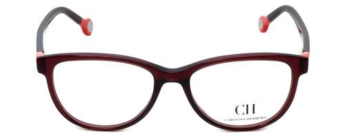 Carolina Herrera Designer Eyeglasses VHE678K-0V01 in Purple 52mm :: Rx Single Vision