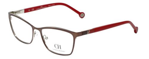 Carolina Herrera Designer Reading Glasses VHE083K-0482 in Brown 54mm