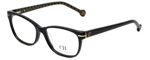 Carolina Herrera Designer Reading Glasses VHE635K-700K in Black 53mm