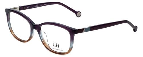 Carolina Herrera Designer Reading Glasses VHE674K-0D78 in Purple-Fade 53mm