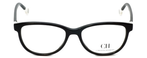 Carolina Herrera Designer Reading Glasses VHE678K-0700 in Black 52mm