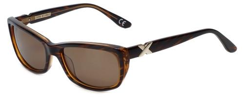Corinne McCormack Designer Sunglasses Rockaway in Tortoise 55mm
