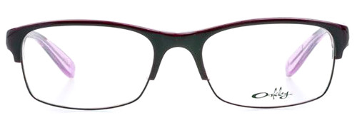 Oakley Designer Eyeglasses Irreverent OX1062-0252 in Purple-Diamond 52mm :: Custom Left & Right Lens