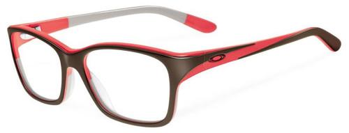 Oakley Designer Eyeglasses Blameless OX1103-0552 in Brown- 52mm :: Custom Left & Right Lens