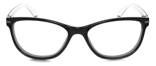 Oakley Designer Eyeglasses Stand Out OX1112-0653 in Black 53mm :: Custom Left & Right Lens