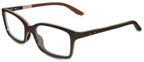 Oakley Designer Eyeglasses Intention OX1130-0552 in Brown 52mm :: Custom Left & Right Lens