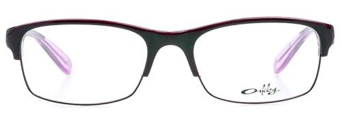 Oakley Designer Eyeglasses Irreverent OX1062-0252 in Purple-Diamond 52mm :: Rx Single Vision