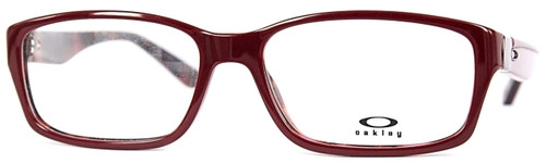 Oakley Designer Eyeglasses Entry Fee OX1072-0352 in Pink-Tortoise 52mm :: Rx Single Vision