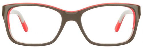 Oakley Designer Eyeglasses Blameless OX1103-0552 in Brown- 52mm :: Rx Single Vision