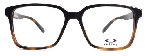 Oakley Designer Eyeglasses Confession OX1128-0252 in Purple-Tortoise 52mm :: Rx Single Vision