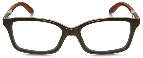 Oakley Designer Eyeglasses Intention OX1130-0552 in Brown 52mm :: Rx Single Vision