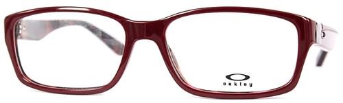 Oakley Designer Eyeglasses Entry Fee OX1072-0352 in Pink-Tortoise 52mm :: Rx Bi-Focal