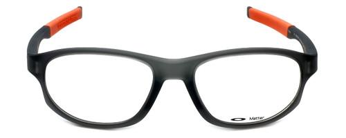 Oakley Designer Reading Glasses Crosslink OX8048-0454 in Satin-Grey-Smoke 54mm