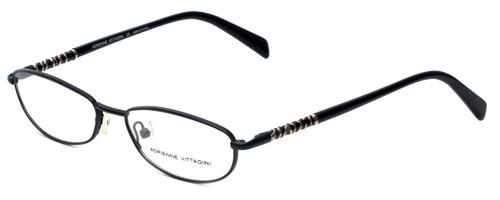 Adrienne Vittadini Designer Eyeglasses AV6069-215 in Black 51mm :: Custom Left & Right Lens