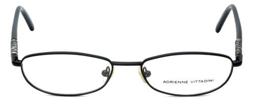Adrienne Vittadini Designer Eyeglasses AV6069-215 in Black 51mm :: Rx Single Vision