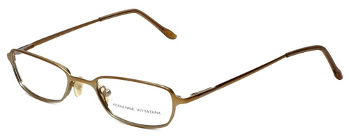 Adrienne Vittadini Designer Reading Glasses AV6027-134  in Gold 47mm