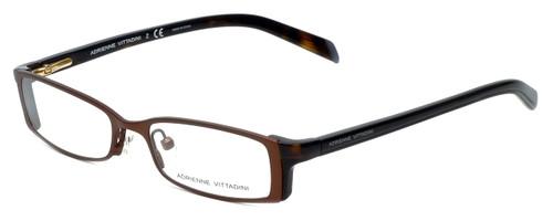 Adrienne Vittadini Designer Reading Glasses AV6065-214S in Brown 50mm