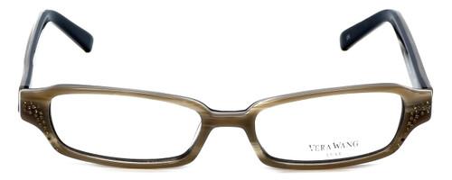 Vera Wang Designer Reading Glasses Splendor in Gray 49mm