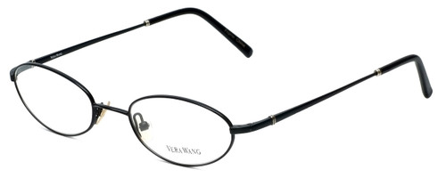 Vera Wang Designer Reading Glasses V112 in Black 50mm