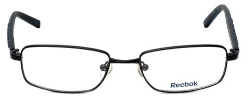 Reebok Designer Eyeglasses R1002-BLK in Matte-Black 51mm :: Custom Left & Right Lens