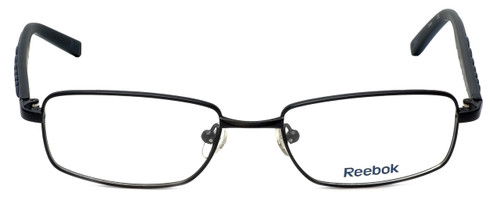 Reebok Designer Eyeglasses R1002-BLK in Matte-Black 51mm :: Rx Single Vision