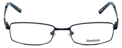 Reebok Designer Eyeglasses R2007-DBB in Navy 52mm :: Rx Single Vision