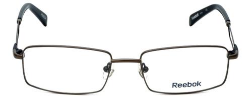 Reebok Designer Eyeglasses R2021-GUB in Gunmetal 54mm :: Rx Single Vision