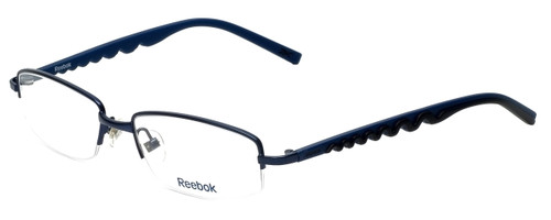 Reebok Designer Eyeglasses R1001-Navy in Navy 52mm :: Rx Bi-Focal