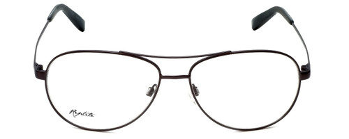 Reptile Designer Eyeglasses Madagascar in Matte-Brown 59mm :: Progressive
