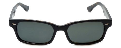 ff74d2a18f6 Reptile Designer Polarized Sunglasses Slither in Black with Flash Mirror  Lens