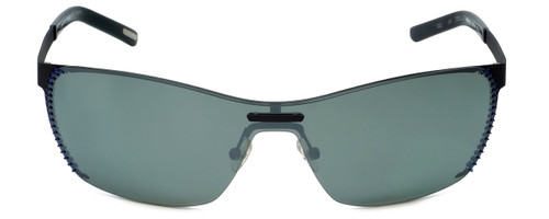 Renoma Designer Sunglasses Remus 0520 in Black with Flash Mirror Lens