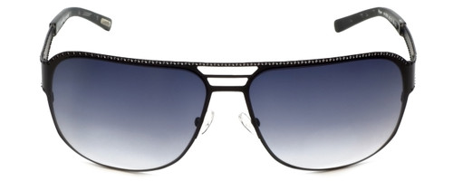 Renoma Designer Sunglasses Ryan 0000 in Black with Grey Gradient Lens