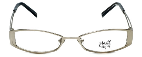 Hilary Duff 121082 Designer Reading Glasses in Silver
