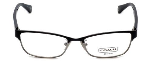 Coach Womens Designer Reading Glasses 'Alyson' HC5033 in Satin Black (9077) 51mm