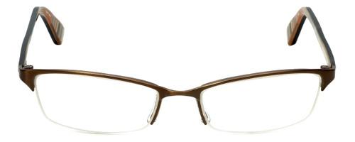 Paul Smith Designer Eyeglasses PS186-MC in Brown 53mm :: Progressive