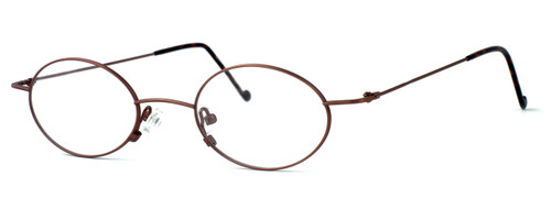 Regency International Designer Reading Glasses SL503 in Antique Bronze 48mm