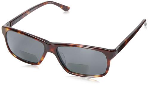 Spine Optics Polarized Bi-Focal Reading Sunglasses SP7003-104 in Tortoise