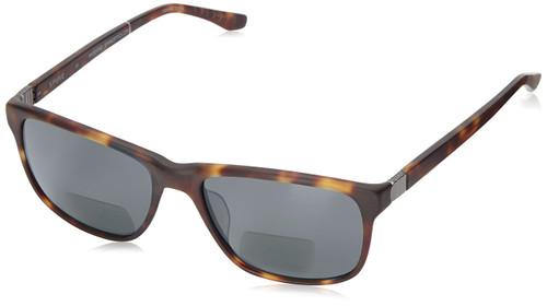 Spine Optics Polarized Bi-Focal Reading Sunglasses SP7005-104 in Tortoise