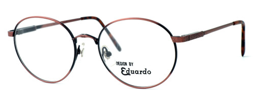 Regency International Designer Reading Glasses Harvard in Rose 52mm