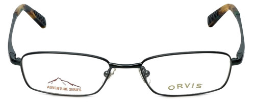Orvis Designer Eyeglasses Bold in Dark-Green 51mm :: Custom Left & Right Lens