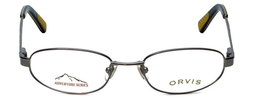 Orvis Designer Eyeglasses Compass in Gunmetal 49mm :: Progressive