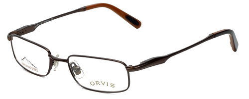 Orvis Designer Eyeglasses Crossing in Brown 47mm :: Rx Bi-Focal
