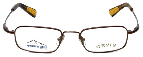 Orvis Designer Eyeglasses Journey in Brown 46mm :: Rx Bi-Focal
